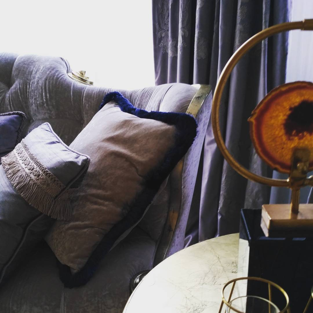 Пошив подушек под цвет дивана