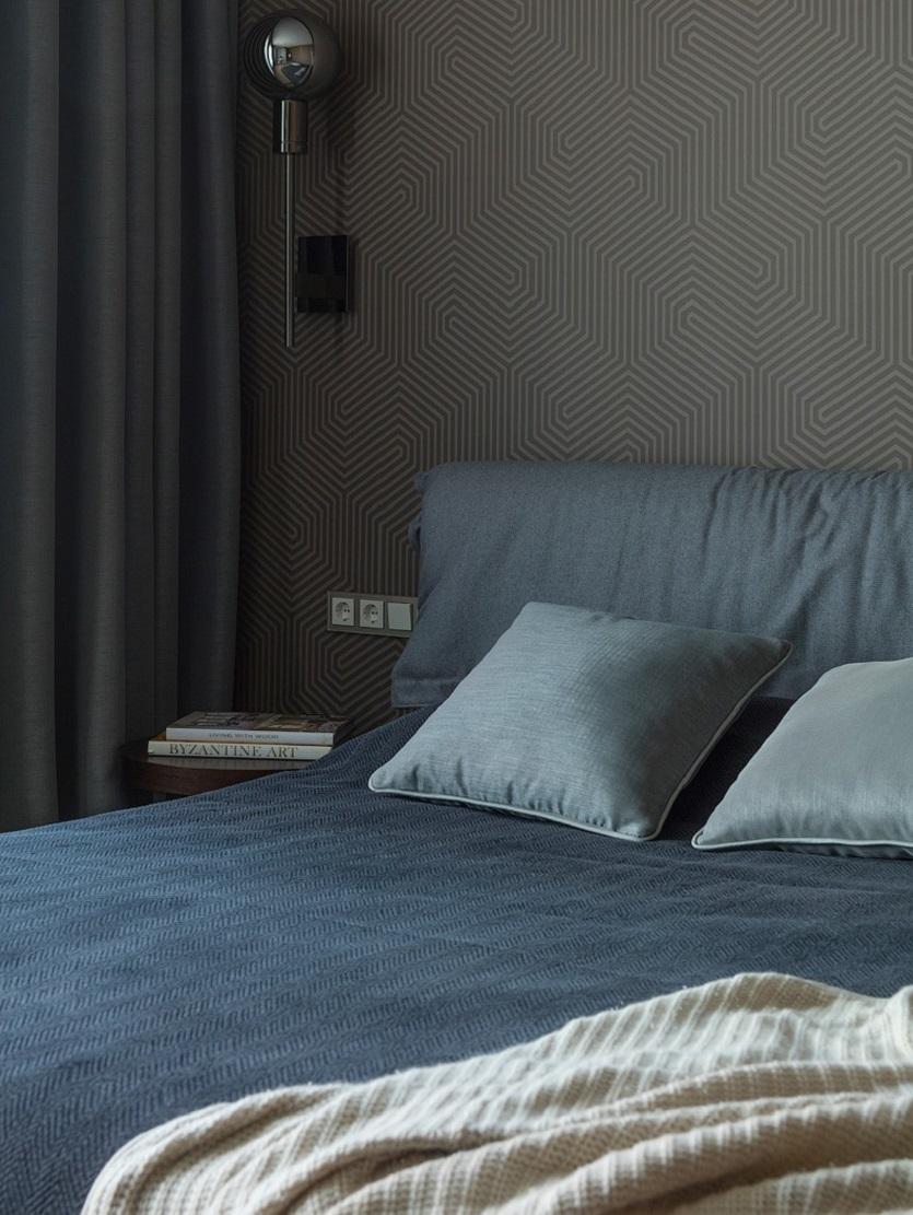 Реализация проекта спальни